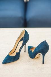 Νυφικά παπούτσια Paul Andrew