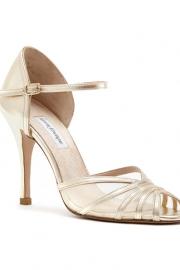 Vintage νυφικά παπούτσια