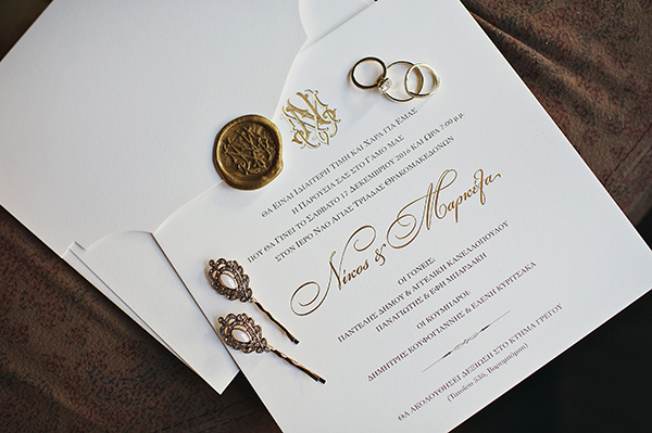 Floral Letterpress Wedding Invitations for great invitation sample