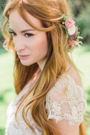 Φυσικό μακιγιάζ νύφης
