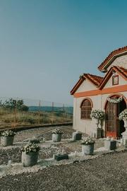 Ρουστικ στολισμος εκκλησιας
