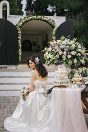 Διακόσμηση εκκλησίας γάμου