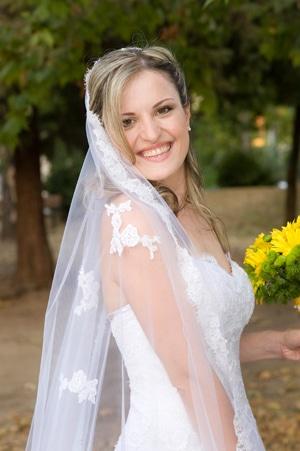 νυφικο πεπλο ρομαντικος γαμος