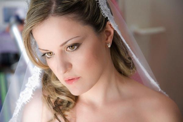 ρομαντικος γαμος νυφικο μακιγιαζ