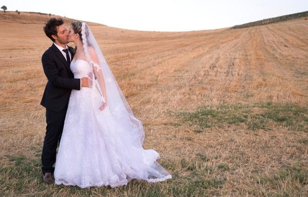 ρομαντικος γαμος φωτογραφιες
