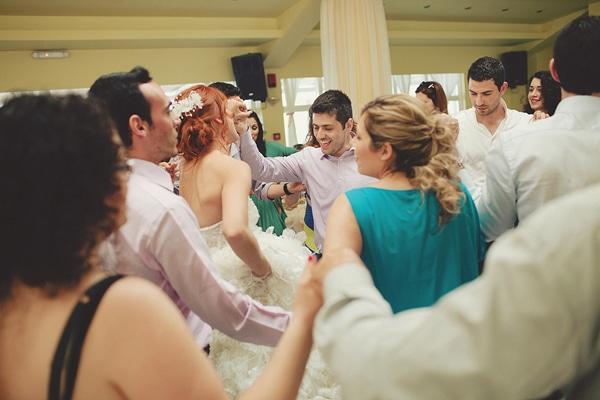 γαμος πρωι δεξιωση