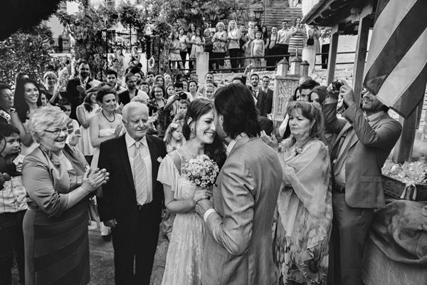 ρομαντικος γαμος παχουντης