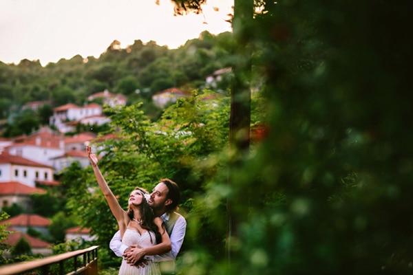 ρομαντικος παραδοσιακος γαμος