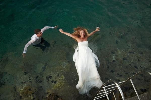 φωτογραφιες επομενης μερας γαμου