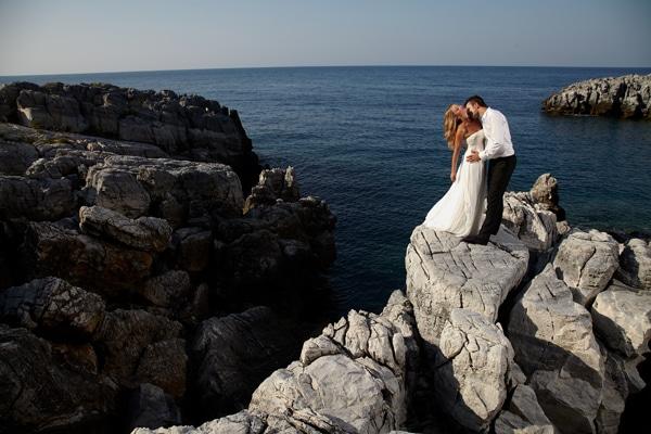 φωτογραφιση επομενης μερας γαμου
