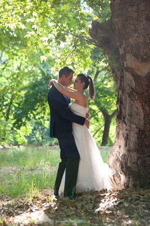 elegant γαμος καλοκαιρι