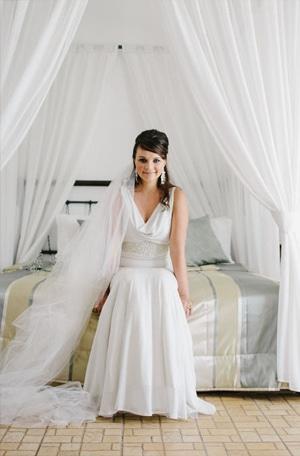 αερινο νυφικο φορεμα