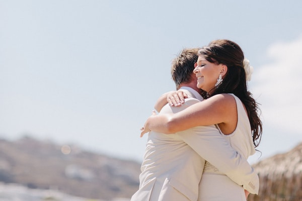 γαμος-παραλια-μυκονος