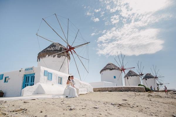 γαμος προορισμος νησι