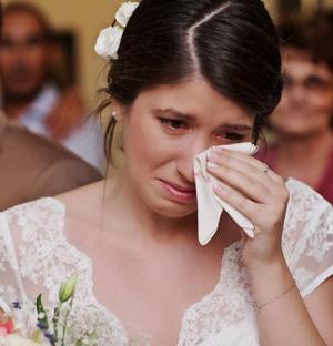 γαμος συγκινηση