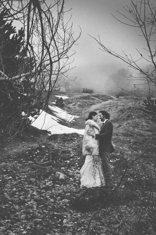 γαμος τον χειμωνα