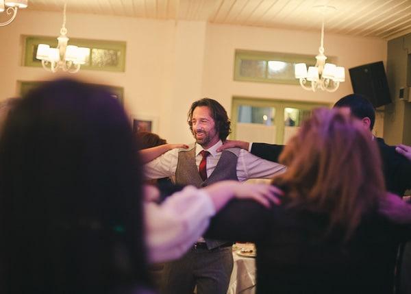 δεξιωση γαμου χορος γαμπρος