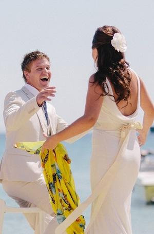 εκπληξη της νυφης γαμο