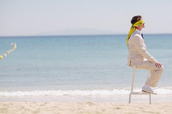 κοστουμι γαμπρου γαμος νησι
