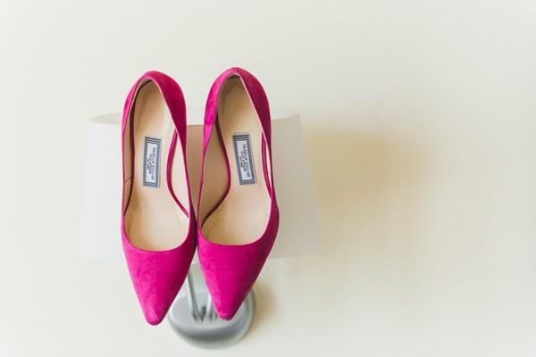 νυφικα παπουτσια με χρωμα ζουλιας