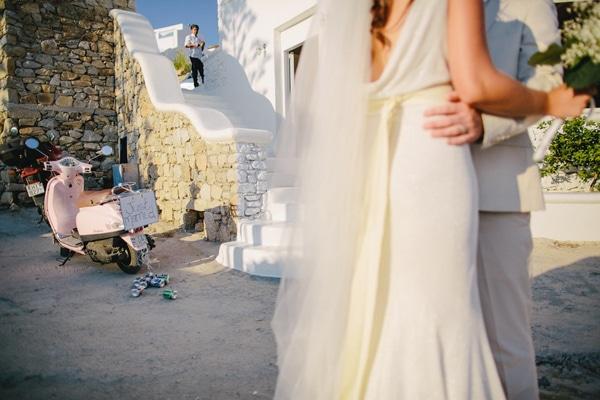 πινακιδα just married