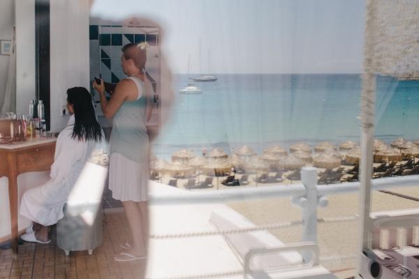 προετοιιμασια νυφης destination wedding