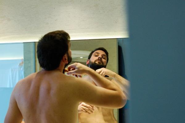 προετοιμασια γαμπρου ξυρισμα