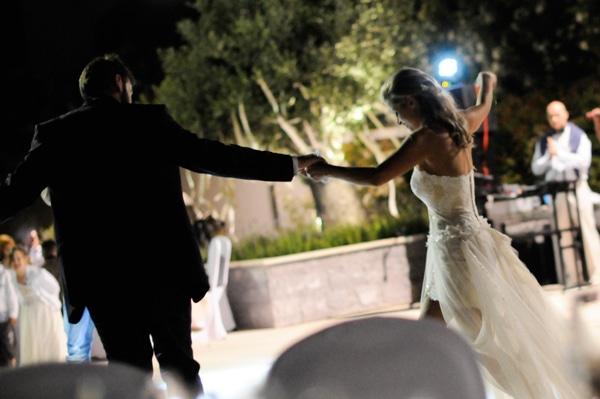 χορος ζευγαριου σε γαμο
