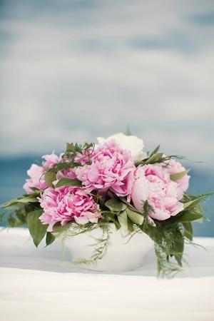 τριανταφυλλα-ροζ-διακοσμηση-γαμου