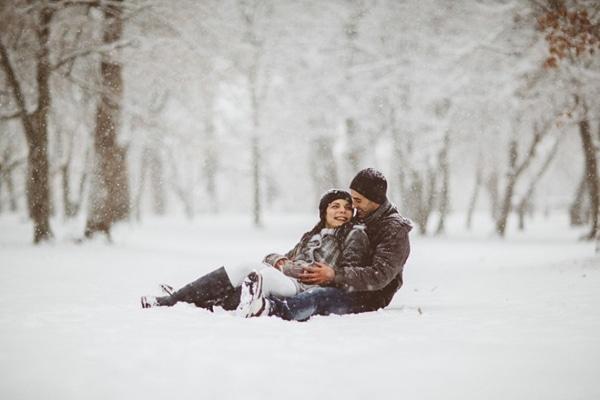φωτογραφιες-γαμου-χιονια