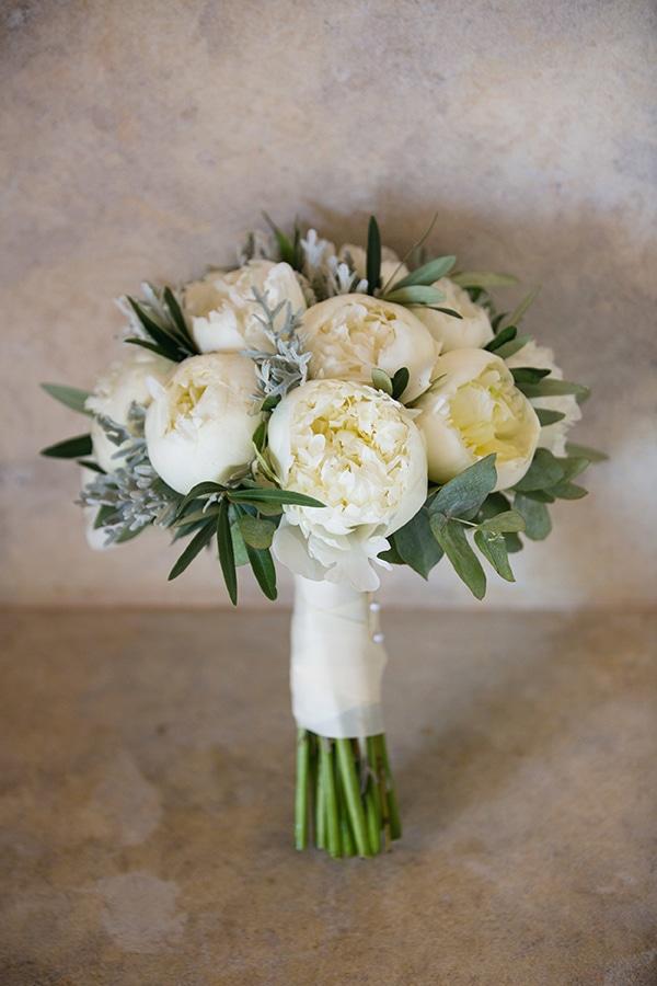 bfc4390d5eb4 Λευκη ανθοδεσμη γαμου - Love4Weddings