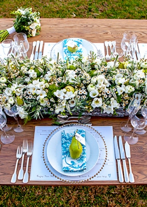 Art de la table love4weddings - Enseigne art de la table ...