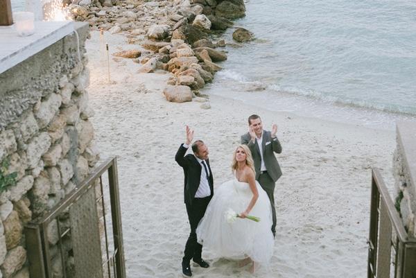γαμος-στη-χαλκιδικη-παραλια