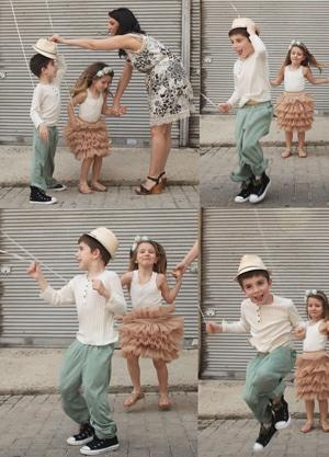 φορεματα-για-παρανυφακια-τουλινη-φουστα