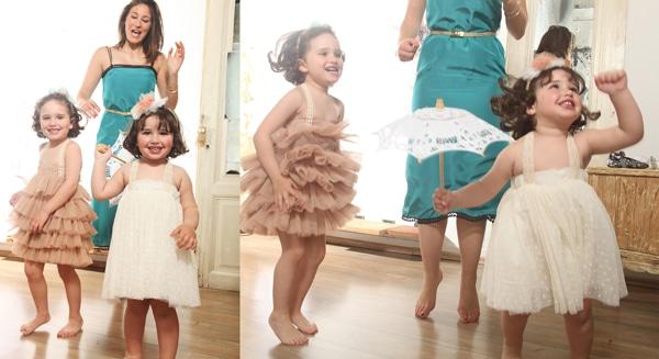 φορεματα-για-παρανυφακια-τούλινο-φόρεμα