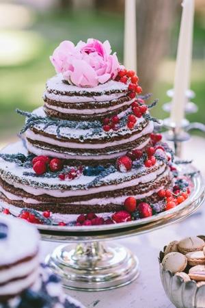 naked-cakes-γαμο