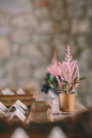ιδεες-διακοσμησης-γαμου-ροζ