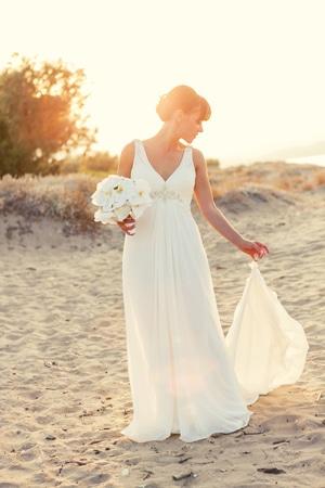 62c16442d18 Γαμος στην παραλια στην Κρητη | Ευαγγελια & Λορεντζο - Love4Weddings