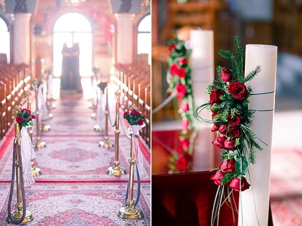 στολισμος-γαμου-κοκκινα-τριανταφυλλα