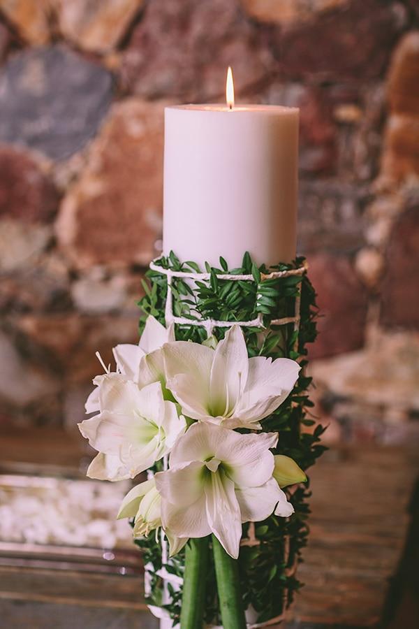 στολισμος-λαμπαδας-γάμος-Χριστούγεννα