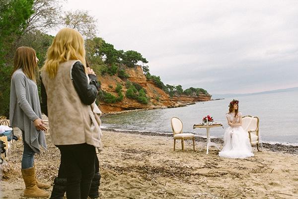 Dreamy-red-winter-bridal-shoot-beach-10