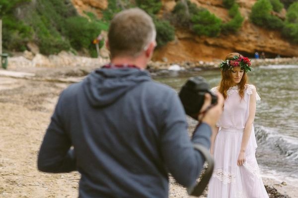 Dreamy-red-winter-bridal-shoot-beach-15