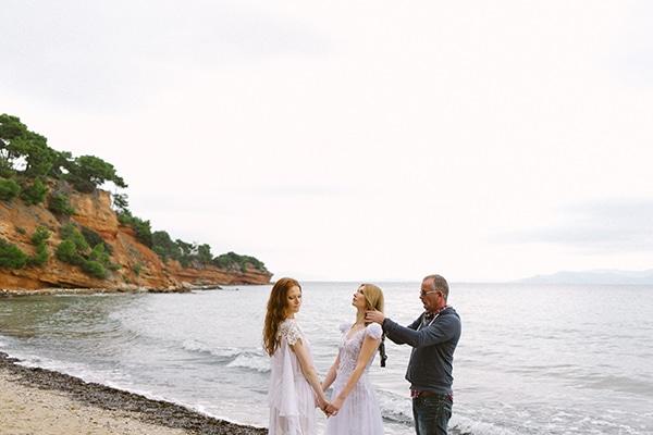 Dreamy-red-winter-bridal-shoot-beach-19