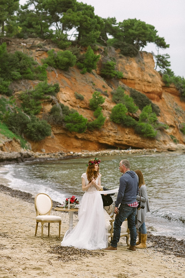 Dreamy-red-winter-bridal-shoot-beach-8