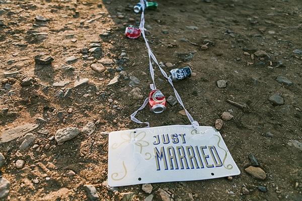 πινακιδα-just-married