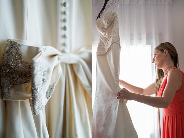 strapless-elegant-νυφικο-φορεμα