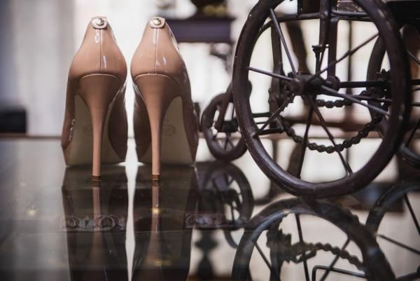 νυφικα-παπουτσια-Michael-Kors