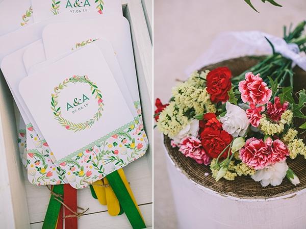 Κοκκινα-λουλουδια-γαμος