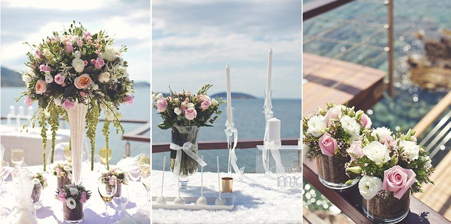 c2e4509516dd Ιδεες διακοσμησης για ρομαντικο γαμο με blush pink - Love4Weddings