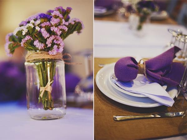 λιλα-διακοσμηση-γαμου